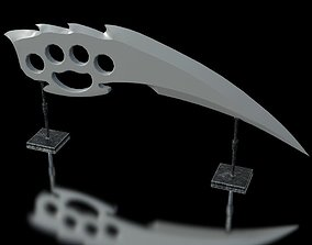 clean Dagger D180212 3D model