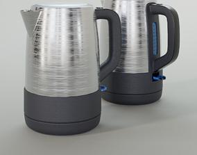 3D model Stainless Steel Kettle