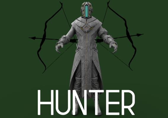 Sci-fi Hunter
