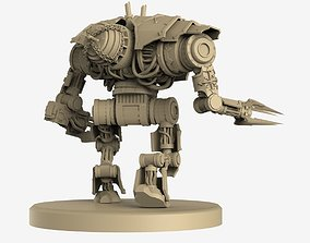 3dprinting Decimator from Warhammer for 3d printing