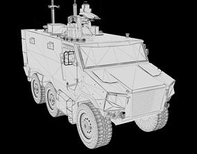 Griffon VBMR - French Army Vehicule 3D
