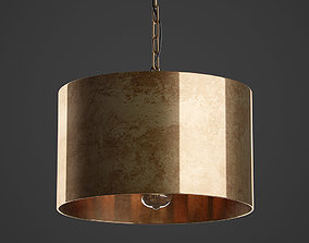 3D Industrial Metal Lamp Shade by Romatti