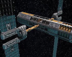 3D Space Module 005