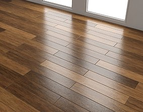 Material Wood Floor 001 3D model