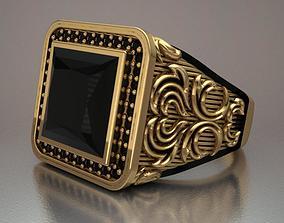 men eslimi ring 5 3D print model
