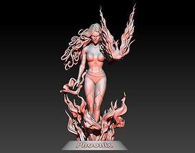 Phoenix Jean Grey 3D printable model