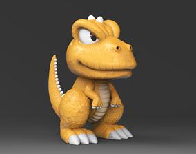 Dinosaur STL for 3D print model
