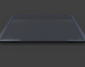 3D asset Tablet V01 Low-Poly