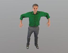 human 3D No65 - A Pose Male