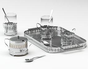 Tableware 01 3D