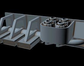 Starship part 33 3D