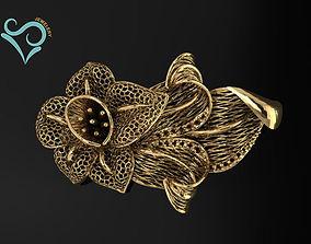 goldenring golden ring 3D print model