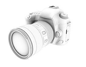3D model Canon Eos 5d