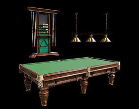 3D hang Billiard table