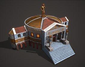 3D model Ancient Senate