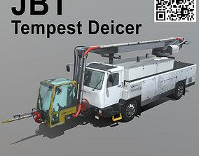 JBT Tempest Deicer 3D model