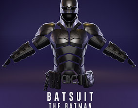 3D print model The Batman 2021 - Batsuit - Robert 2