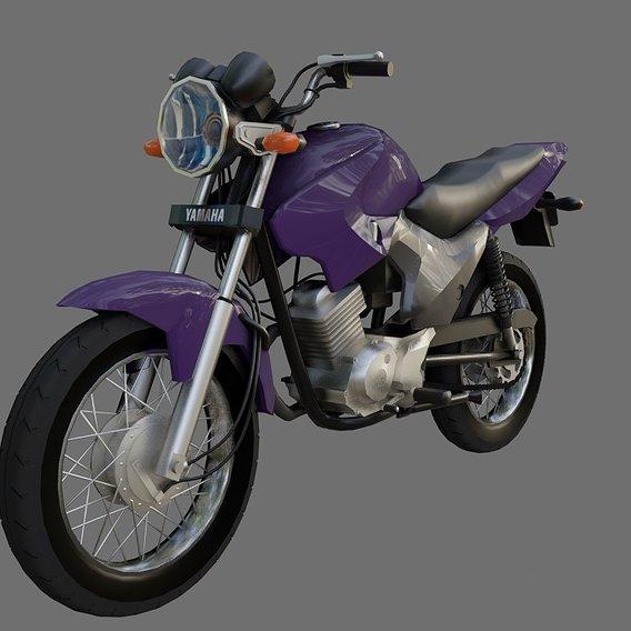 Motorcycle Factor YBR 125