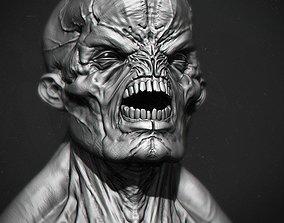 Monster 3d print model