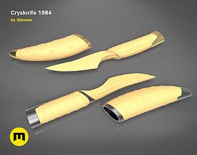 Crysknife 1984 3D printable model