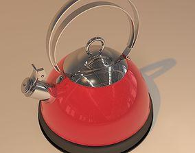 water kettle 3 3D model