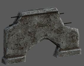 Wall 04 Pbr 3D asset