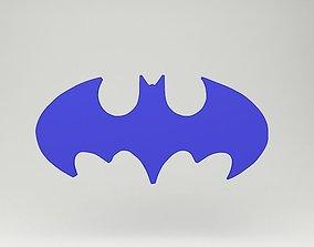 3D printable model Bat logo