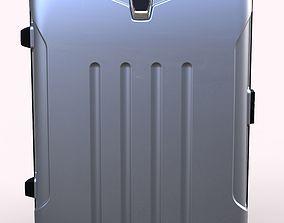 Trolley Suitcase Bag 02 3D model