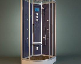 Shower Steam Cabine 3D