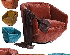 3D Angel Cerda Chair