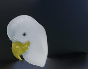 3d print ready eagle