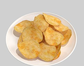 3D Potato Chips