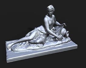Nymphe Arethuse 3D print model