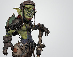 Little Goblin 3D model