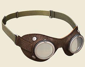 Motorcycle Glasses 3D model