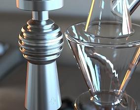 3D Titanium nail
