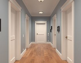 Hallway space 3D