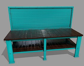 workbench 3D asset realtime