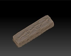 Snickers Candy Bar 3D Scan