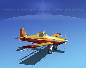 EMB-202 Crop Duster V04 3D