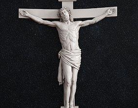 3D print model Jesus cross crucifix