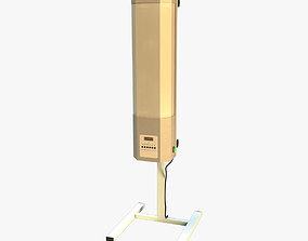 3D model UV Lamp
