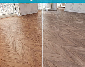 3D Herringbone parquet 36 WITHOUT PLUGINS