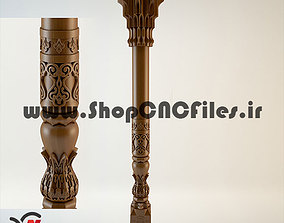 Persian 3d column architecture