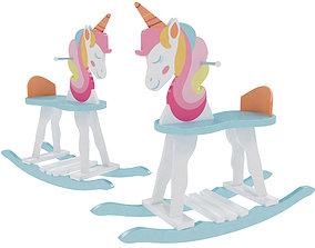 3D model Rocking Horse other