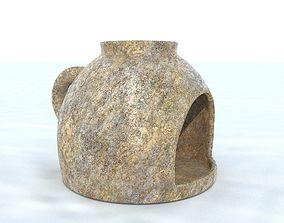 3D model Pot antique 6