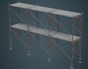 3D model Scaffold 2B