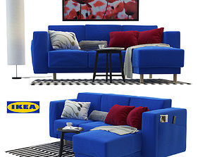 Ikea furniture collection 2 3D