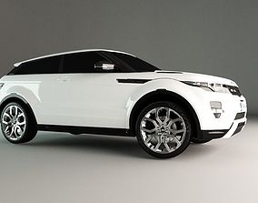 RANGE-ROVER Evoque 3D model