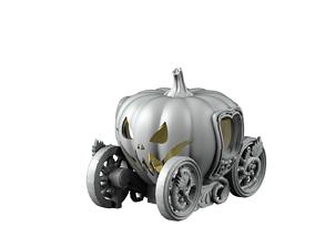 3D print model Pumpkin Wagon